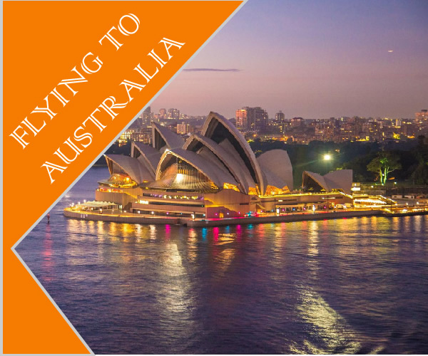flights-Australia